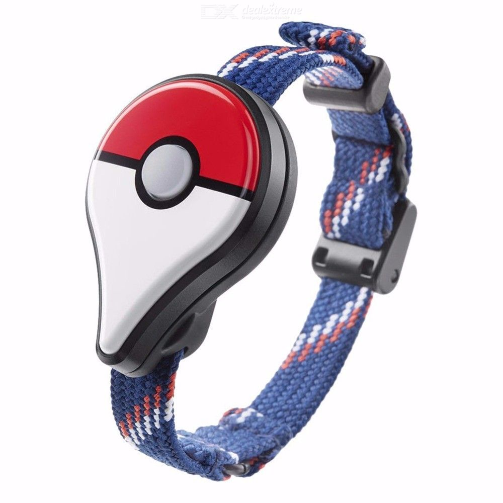 Bluetooth Bracelet Interactive Figure Toys Wrist Band Support For Nintendo Pokemon Go Plus Game