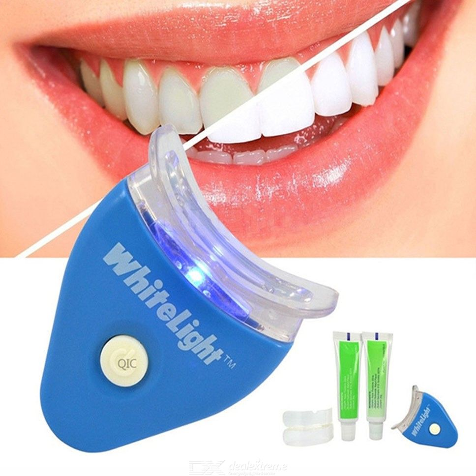 Professional White Light Teeth Whitening Instrument Kit Electric