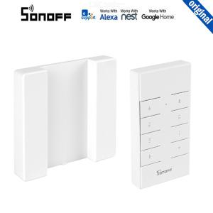 SONOFF RM433 433 Remote Controller Smart Home Multi-purpose Custom, Perfectly Work With All 433 Protocol Device