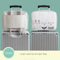 Lovely-Cartoon-Travel-Luggage-Bag-Lightweight-Oxford-Cloth-Storage-Bags-For-Women