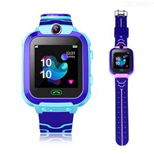 Q12 Waterproof Smart Watch SOS Multifunction Kids Wristwatch Smartwatch Phone For IOS Android Toy Gift