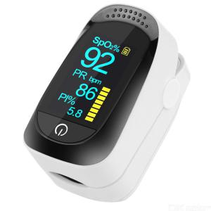 A2 Precision Medical Fingertip Pulse Oximeter Blood Oxygen SpO2 Sports and Aviation Fingertip Monitor