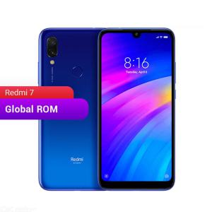 Global Version Xiaomi Redmi 7 Smartphone With 4GB RAM 64GB ROM, Octa-Core 12MP Dual AI Camera 4000mAh 4G LTE Phone - US Plug
