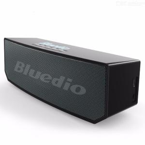 Bluedio BS-6 Mini Bluetooth Portable Wireless Speakers For Phones With Mic Loudspeaker Supported Voice Control