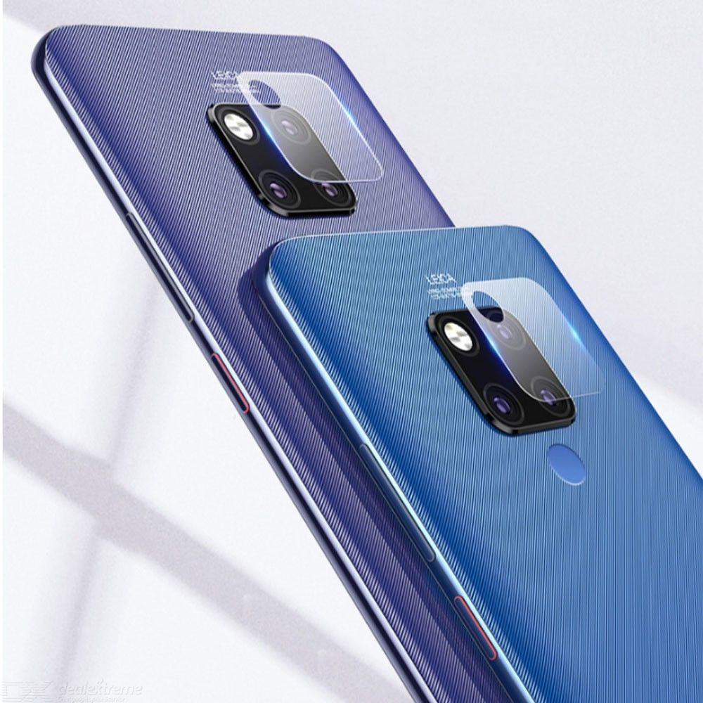 Benks 2PCS Mobile Phone Camera Back Len Film Screen Protector HD Tempered Glass 0.15mm For Huawei MATE 20 X