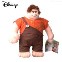 Disney-Wifi-Ralph-Peluche-Rompe-Dolls-Stuffed-Animals-Plush-Toys-For-Kids