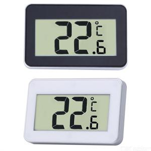 TS-A95 Waterproof Digital Thermometer For Refrigerator, Mini Refrigerator Thermometer With Hook