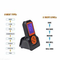 Wireless-Digital-Food-Thermometer-Electronic-Waterproof-BBQ-Grilling-Household-Kitchen-Temperature-Meter