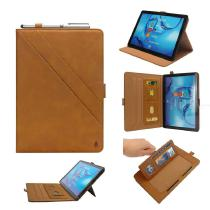 Flip-Open-Leather-Protective-Tablet-Case-Cover-With-Card-Slots-And-Kickstand-For-Huawei-M5-108-Inch
