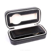 Portable-2-Slots-Zipper-PU-Leather-Watch-Dislpay-Box-Storage-Case-Organizer-Case-For-Men-Women