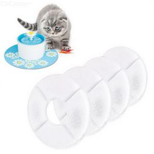 Automatic Pet Water Fountain Charcoal Filter Electric Dog Cat Drinker Accessories For Home
