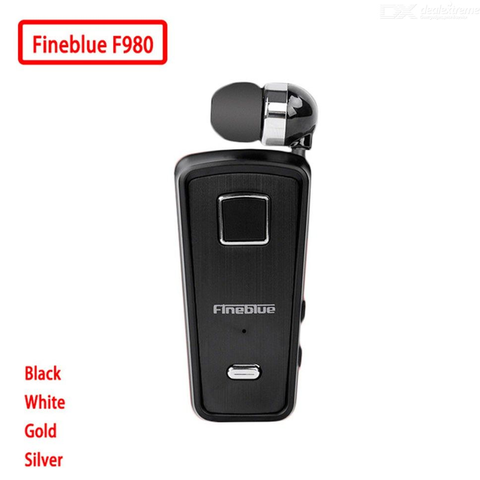 Fineblue F980 MINI Wireless In Ear Handsfree With Microphone Headset Mini  Bluetooth Earphone Vibration Support IOS Android