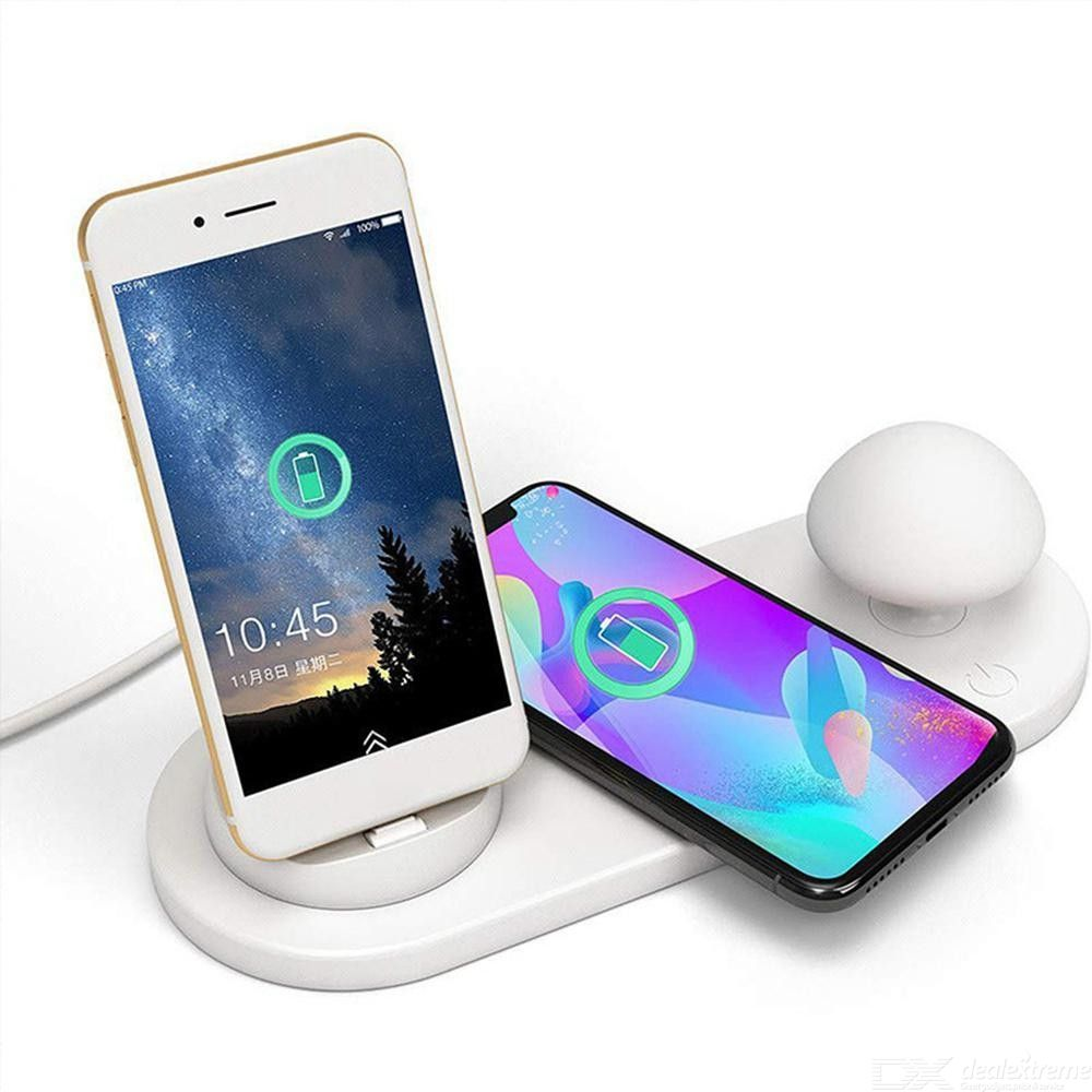 Lightning | Wireless | Android | Charger | iPhone | Light | USB | LED