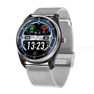 MX9 Waterproof Sports Smart Watch ECG+PPG Real-time Monitoring Fitness Tracker For Android  IOS