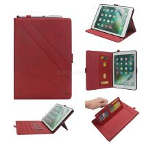 Flip-Open-Leather-Protective-Tablet-Case-Cover-With-Card-Slots-And-Kickstand-For-IPad-Air-IPad-Air-2-IPad-Pro-97-Inch