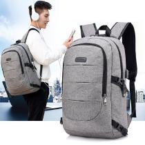 Casual-Large-Capacity-Backpack-Adjustable-Computer-Bag-With-USB-Jack-Practical-Students-Schoolbag-For-Outdoor-Travel