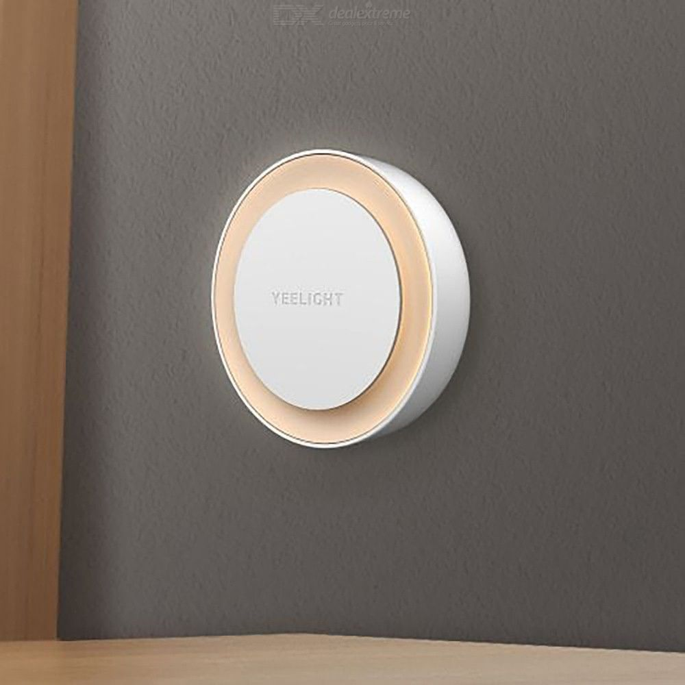 Xiaomi Youpin Yeelight Smart Round LED Light 2 Modes Control Night Light - CN Plug