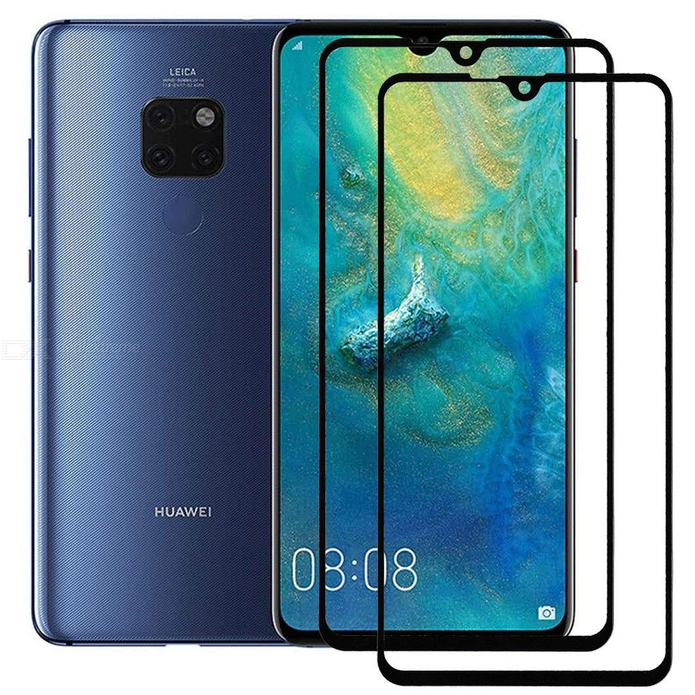 Dx coupon: 2pcs ASLING Full Cover Explosion-proof Screen Protector Protective Front Film for Huawei Mate 20X