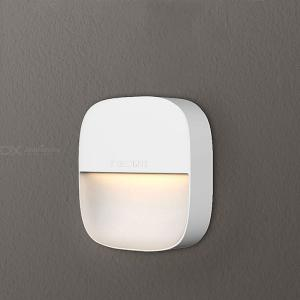 Xiaomi Youpin Yeelight Smart LED Light Square Night Light With Light Sensor - White - CN PLUG