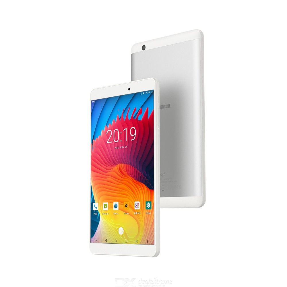 ALLDOCUBE IPlay8 Pro 8 Inch Android 9.0 Tablet PC With 2GB RAM 32GB ROM Support 3G Call - EU Plug