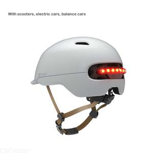 Original Xiaomi Youpin Smart4u SH50 Lightweight Smart Cycling Helmet With Autumatic LED Light For Bike Scooter