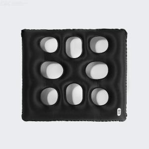 Original Xiaomi Youpin Breathable Multi-Hole Inflatable Car Back Seat Cushion Lumbar Support For Summer Travel