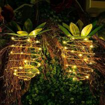 Decorative-Solar-Pineapple-Lights-Waterproof-LED-Lamp-Iron-Wire-Art-Light-For-Home-Garden