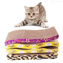 Corrugated-Paper-Cat-Scratch-Board-Compact-Pet-Cat-Grinding-Claw-Plate-Eco-friendly-Cat-Toys