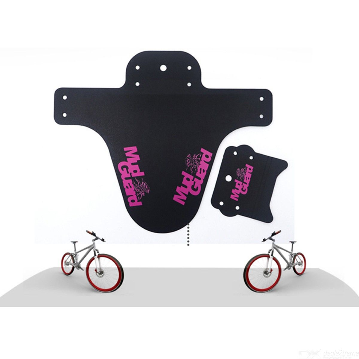 Mountain Bike Fenders Road Bikes Downhill Bicycle Mud Guard Removal Cycling Accessories
