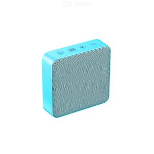 Portable Small Square Bluetooth 5.0 Wireless Speaker Sound Box For Home Office