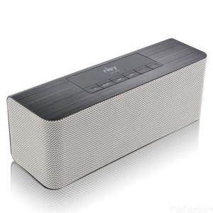 NBY 5540 Bluetooth Speaker Portable Wireless Speaker High-definition Dual Speakers With Mic TF Card 10W Loudspeakers MP3 Player