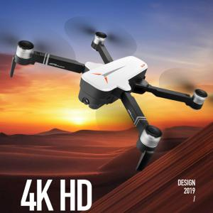 4K HD Dual Positioning Camera Drone Foldable RC Airplane With Anti-shaking Platform For Outdoor