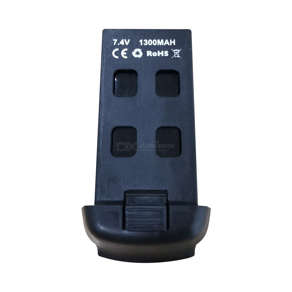 7.4V 1300mAh Lithium Battery For S167 RC Quadcopter Aircraft Remote Control Drone Accessories