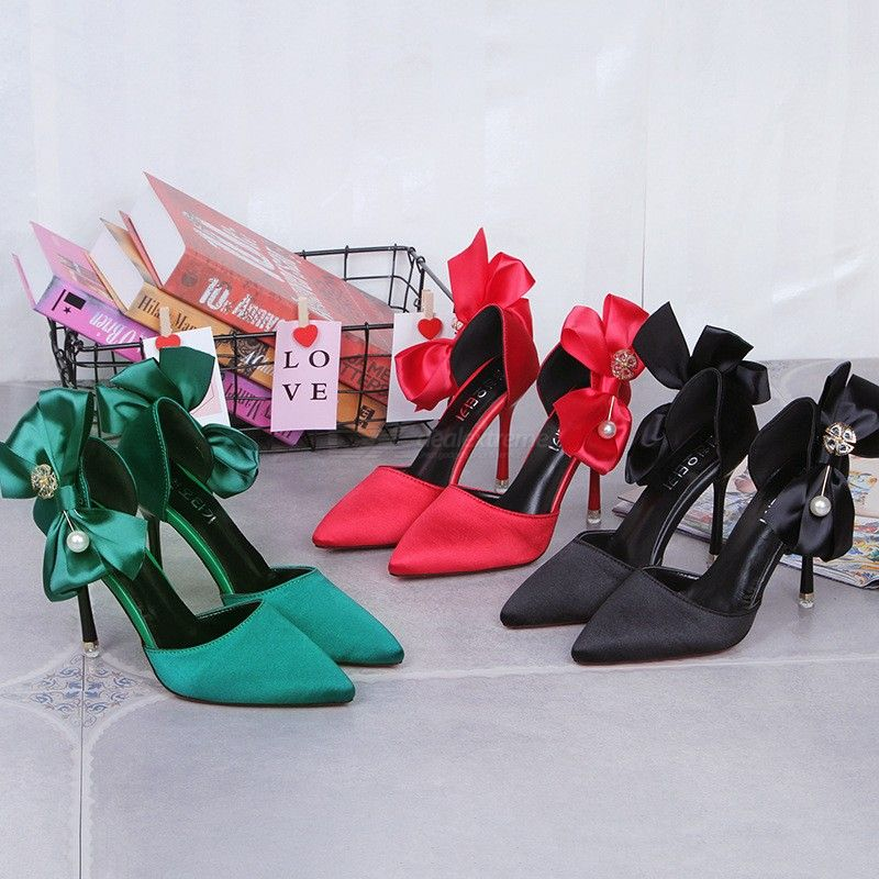Pump shoes for women style sexy new model