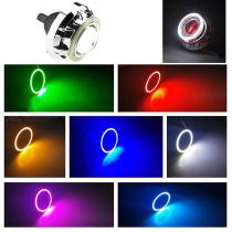 2Pcs-110mm-12V-Automotive-Fog-Ring-Light-Motorcycle-Angel-Eye-Day-Lamp-Magnifier-Fill-Light-with-Cover