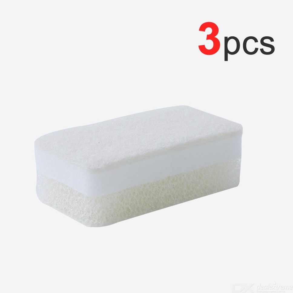 Bathroom | Kitchen | Sponge | Scrub
