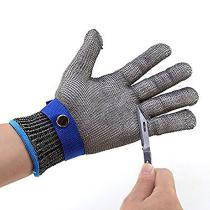 NEW-Durable-Hig-Quality-Safety-Cut-Proof-Stab-Resistant-Protect-Glove-100-Stainless-Steel-Metal-Mesh-Butcher-Working-Gl