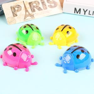 Small Beetle Crystal Mud Mud DIY Jelly Mud Nasal Mud Smiley Cans Transparent Crystal Mud Lightweight