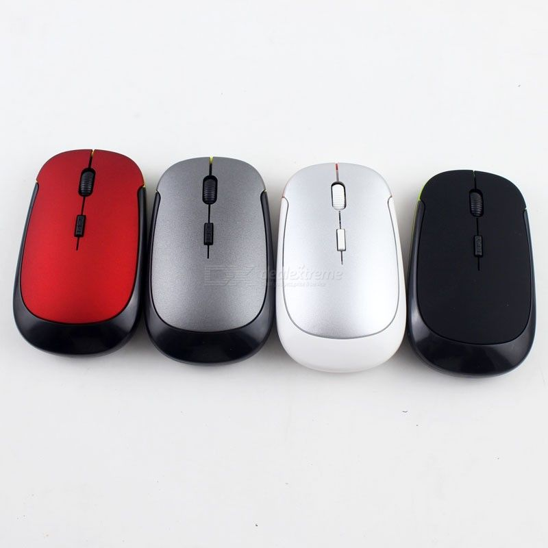 New Mini Wireless Optical Bluetooth 3.0 Mouse 1600 DPI 6D Gaming Mouse For Laptop Notebook Computer