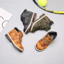 Winter-Fashion-Girls-Shoes-Waterproof-Martin-Boots-Casual-Cross-tied-Kids-Shoes-Warm-Children-Camouflage-Snow-Boots-Boys