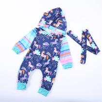 Newborn-Infant-Baby-Boy-Girl-Unicorn-Hooded-Romper-Jumpsuit-Outfits-Clothes-Kawaii-Solid-Clothing-Jumpsuit-For-Unisex