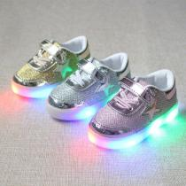 Childrens-Luminous-Shoes-Girls-Soft-Flash-Glossy-Shoes-LED-Luminous-Shoes-Non-slip-Breathable-Childrens-Shoes