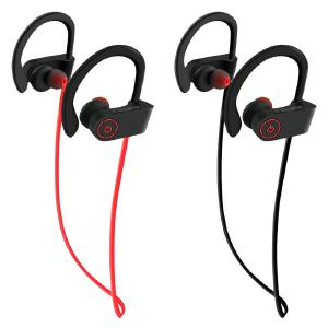 New Hanging Ear Running Sports Wireless Headset Stereo Outdoor Portable Sports Bluetooth Headset Running Bluetooth Heads