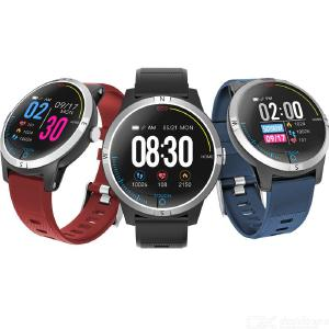 E101 Smart Watch ECG PPG Double Heart Rate HRV Monitoring Outdoor Waterproof Fitness Tracker