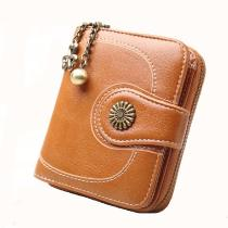 Short-Solid-Womens-Coin-Purse-Luxury-Brand-Clutch-Bag-Vintage-Oil-Wax-Leather-Wallet-Hasp-Mini-Purses-Pendant-Card-Pack