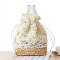 Women-Backpack-Summer-Drawstring-Lace-Crochet-Straw-Beach-Bags-Hollow-Out-Flower-Handmade-Knitted-Backpack