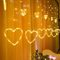 Silver-Wire-Fairy-String-Lights-Battery-Operate-For-Valentine-Christmas-Party-Holiday-Wedding-Garden-Decorat-Led-Curtain