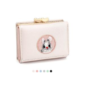 New Creative Ladies Coin Purse Cute Animal Prints Cloth Stickers Wallet Simple Multi-card Short Women Hasp Wallet