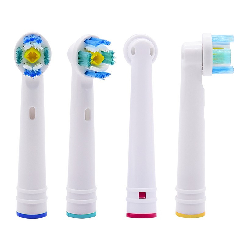 Dx coupon: Oral B Replacement Brush Head Electric Toothbrush EB18AEB-18A Universal DuPont Brushing Cross Action Toothbrush Teeth Cleaning