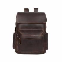 Brand-Men-Laptop-Backpack-Top-Layer-Horse-Leather-High-Quality-Schoolbag-Backpack-For-Teenager-Retro-Travel-Backpack